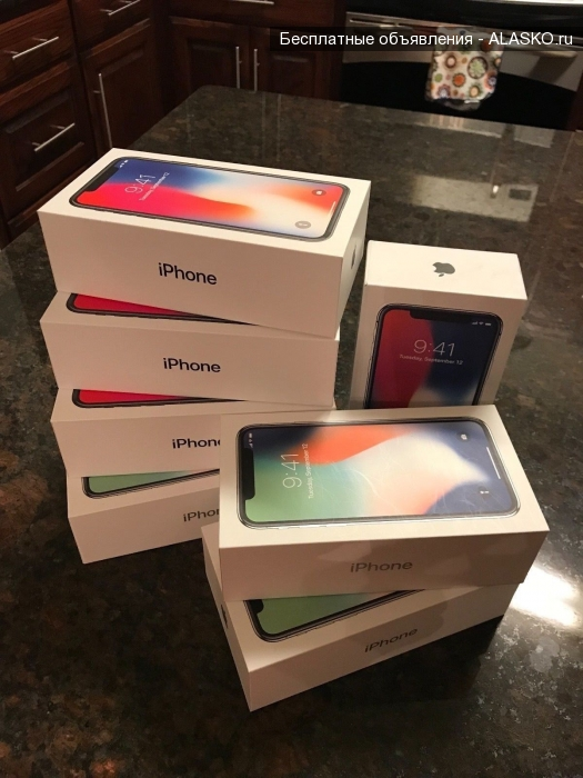 Россия, Брянск, Stock Latest Apple iPhone X 64Gb 256Gb Galaxy S8 S8 Plus S9 Plus 64Gb Genuine Phones
